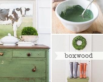 Miss Mustard Seed's Milk Paint- Boxwood