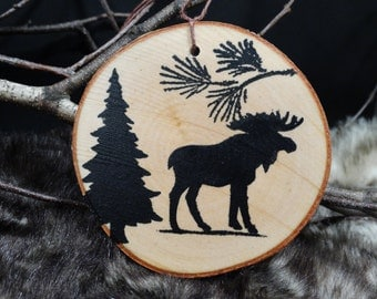 Birch tree art and unique home decorations by ...