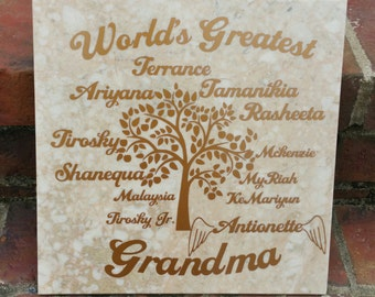 Family Ceramic Tile