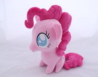 My Little Pony Chibi Pinkie Pie by PlanetPlush