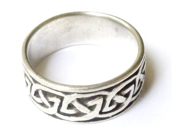Vintage Sterling Silver Ring (no.3)