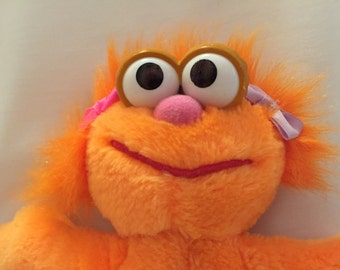 9 Inch Zoe Sesame Street Doll By Tyco from 1995