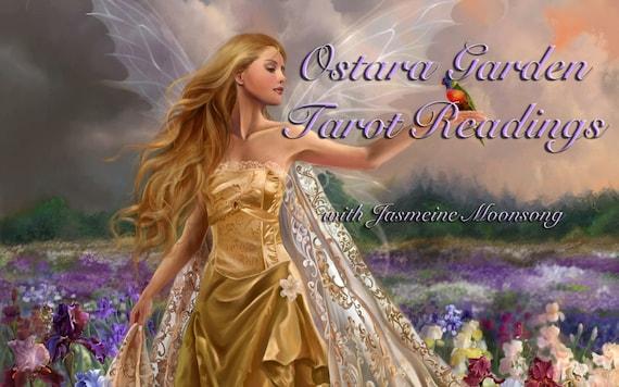 Ostara Garden Journey Tarot Reading