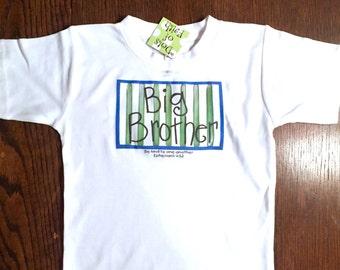 Big Brother Short Sleeve T-shirt