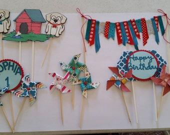 Custom Cake Decorative Topper