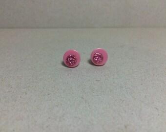 SALE - Arcylic earrings.