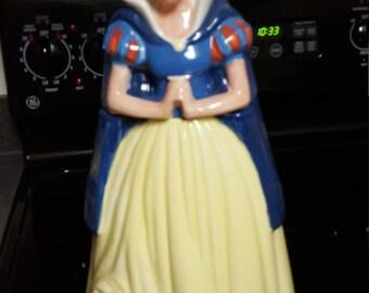 Snow White Cookie Jar