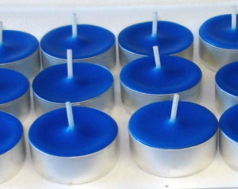 12 Pack of  Frankincense Soy Tealight Candles