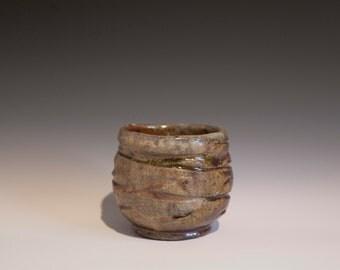 Faceted Tea Bowl
