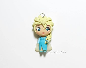 Snow Queen Chibi