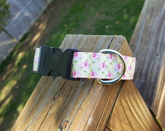 English Rose Garden - Collars and Leashes