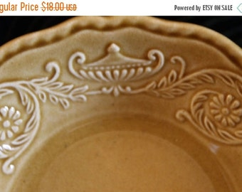 Fall CLEARANCE Sale Canonsburg Pottery Regency ironstone Set of 8 Dessert Bowls