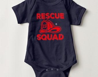 Rescue Squad - Onesie