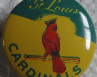 Vintage 1965 St Louis Cardinials Guy's Potato Chips Pin