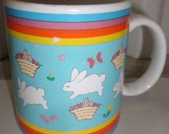 1988 Rabbit Mug