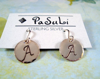 INITIAL EARRINGS (Cara))