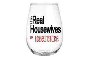 DIY Real Housewives Vinyl Decal