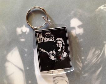 Black Sabbath Merchandise/ Vintage tour poster / keyring / Heavy Metal / Rock / Tony Iommi / Ozzy Osbourne / gift / Keychain / Print