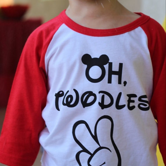 ENDS AT 12AM oh twodles two year old shirt i'm two by LineLiam