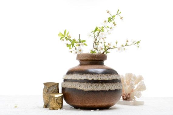 Mid century modern vase centerpiece flower vasedecorative