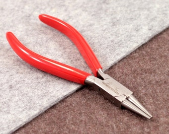 Round Pliers Vergez Blanchard/Wire Wrapping Tool/Beading Pliers/Jewelry Making Tools/Wire Pliers/Jewelry Round Pliers