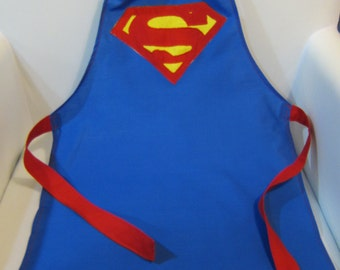 Super Hero Apron, Child Size
