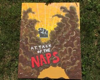 Attack of the naps
