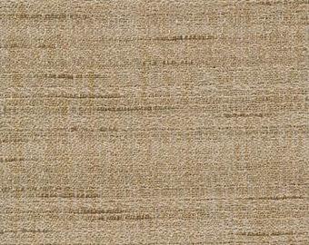Kasmir Tudor Basil Faux Silk Bronze Fabric
