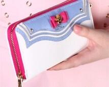 2016 Sailor Moon Wallet Inspired by Samantha Vega Fashion MADE TO ORDER