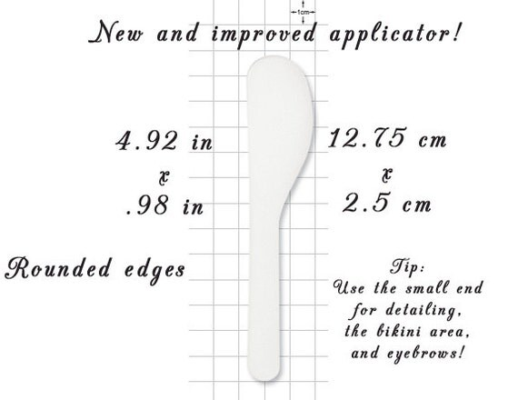 New and improved applicator!