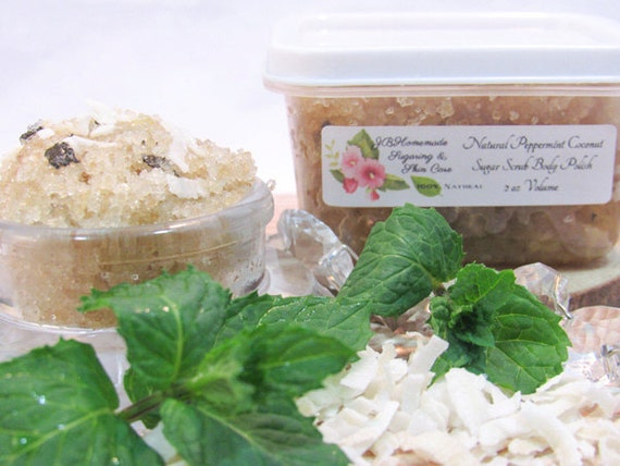 Sugaring Wax & Peppermint Coconut Sugar Scrub Deluxe Bundle