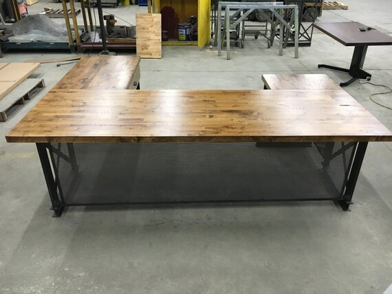 the industrial u shape carruca office desk modern industrial office design carruca desk office