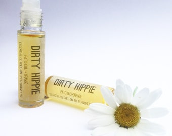 Dirty Hippie Essential Oil Roll-On