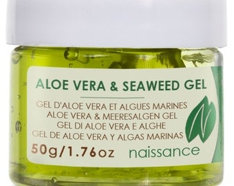Aloe Vera and Seaweed Gel