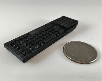 Mini Sinclair QL - 3D Printed!