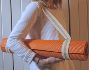 Yoga Mat Strap (discontinued- last two available)