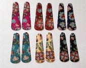 Floral Native Print Pillar Cabs