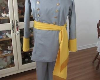 Civil War Military Costume, 1860-1865 Soldier Costume
