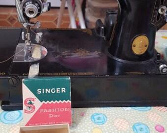 Singer Fashion Disc #174547 Fashion #21