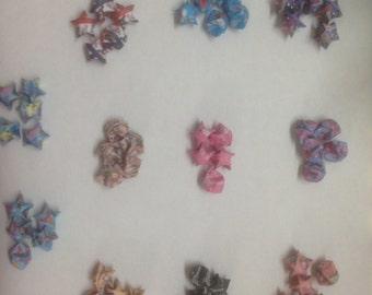Paris Designs Origami Lucky Stars