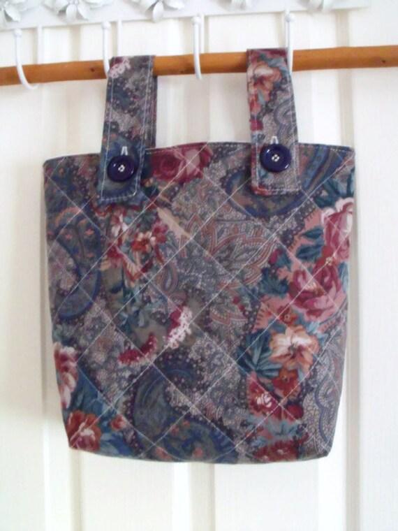 walking frame tote bag, rollator bag, walker caddy, Zimmer frame bag, mobility bag, hand rail bag, disability aid