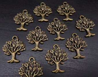 Charm Tree - 10 Pieces (CHTR)