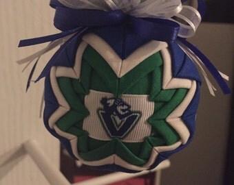 Vancouver canucks ornament