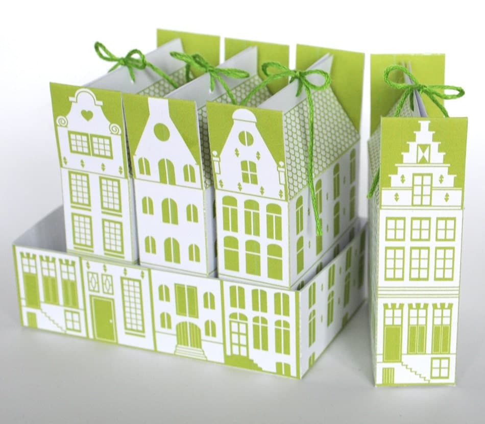 Gift Boxes | Dutch Paper House | Printable Favor Box ...