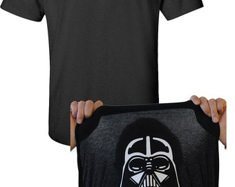 Ask Me About My Father Star Wars Darth Vader Men's FLIP Men's Tee Shirt 650