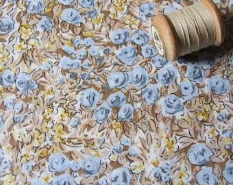 Liberty tana lawn like cotton dressmaking floral fabric