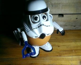 Star Wars Storm Trooper Mr Potato Head