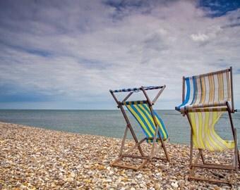 Deckchair Beach Chill time