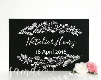 Wedding sign/ chalkboard/ wedding chalkboard/ chalkboard sign/ home decor/ Samdi