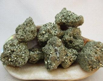 Pyrite Fool's Gold Stones